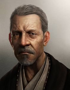 Fantasy male portraits | Digital Art: 50 Unbelievable Photo-Realistic Male Portraits