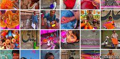 Uttarayan International Kite Festival in Gujarat, India