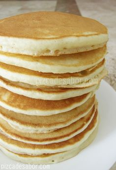 Bakery Recipes, Kitchen Recipes, Cooking Recipes, Crepes, Americana Food, Breakfast Pictures, Breakfast Recipes, Dessert Recipes, Pancakes And Waffles