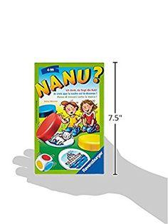 Ravensburger 23063 - Nanu - Mitbringspiel