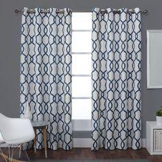 Amalgamated Textiles USA Kochi Curtain Panel & Reviews | Wayfair