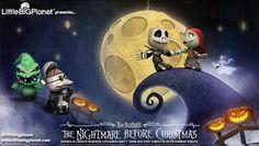 Little Big Planet recibirá a los personajes de Halloween Town