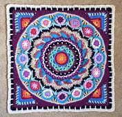 Ravelry: Mandala Experiment Trial Pattern pattern by Justdunny - free