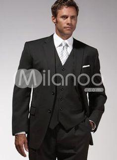 Groom Wear Costume de marié. Milanoo $95
