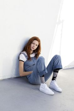 Natalie Westling Is Once Again The Face Of Vans