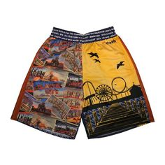 Mesh Lax will continue to sell these shorts to benefit cleanup efforts while supplies last.