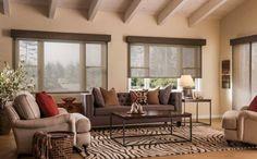 Modern Window Treatments Ideas for Sacramento Homes Modern Blinds, Modern Windows, Best Windows, Blinds For Windows, Window Blinds, Window Roller Shades, Exterior Shades, Best Blinds, Modern Window Treatments