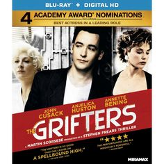 The Grifters [Blu-ray], Movies