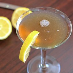 The Frisco Sour is an old classic cocktail featuring rye or bourbon ...