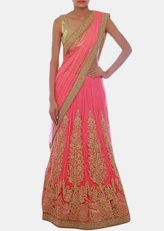 Fashion: Bollywood Designers Best Wedding Lehengas 2014