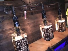 Image result for jack daniels bottle lamp