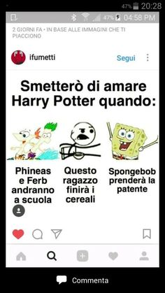 Qui metterò immagini di Harry Potter divertenti e anche altre molto s… #casuale # Casuale # amreading # books # wattpad