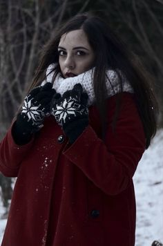 Shooting in the snow❄️