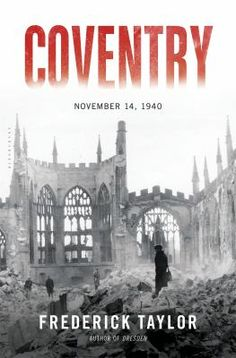 Image result for nazi germany bombs english town of coventry during ww2