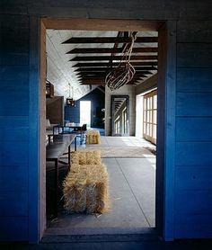 party barn by erin martin #interiors #design #wedding #barn by twedescafe