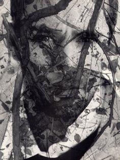 Yohji Yamamoto ads from early 90s, shot by Nick Knight.