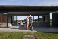 Corban and Alexandra Walls are one of four couples selected to compete on the latest season of The Block NZ. No strangers to home renovation, they built thi