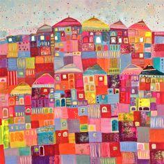 80x80 ville couleurs