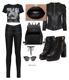 """""""Untitled #6"""" by medina-besic ❤ liked on Polyvore featuring WearAll, Boohoo, Versace and Joomi Lim"""