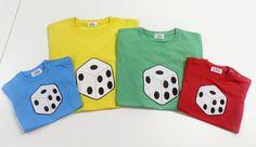 ★ BabyMandarina ★ complementos originales para bebés & papás/ vestimos tu cochecito a medida: Conjunto camisetas papás & niñ@s