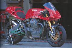 Moto Guzzi by Magni