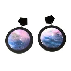 The 'Nebula' Collection by Drown Jewellery is Out-of-This-World #Jewelry trendhunter.com