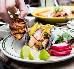From fine dining restaurants to back-room bodega taquerias, NYC's Mexican food is better than it's ever been. Here are the spots doing it the best right now. Mexican Food Recipes, New Recipes, Favorite Recipes, Mexican Restaurants Nyc, Food N, Good Food, Nyc Bucket List, New York Food, Food Places