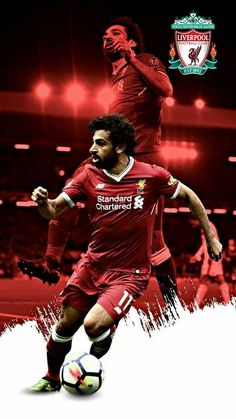 iPhone Wallpaper Mohamed Salah Pictures with resolution pixel. You can make this wallpaper for your iPhone X backgrounds, Mobile Screensaver, or iPad Lock Screen Liverpool Anfield, Liverpool Players, Liverpool Football Club, Liverpool Fc Wallpaper, Liverpool Wallpapers, Premier League, Liverpool Uefa Champions League, Mohamed Salah Liverpool, This Is Anfield