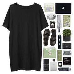 """""""BARBARA"""" by emmas-fashion-diary ❤ liked on Polyvore featuring Organic by John Patrick, Davines, Chanel, Hermès, Paul's Boutique, Crate and Barrel, Bobbi Brown Cosmetics, Aveda, Dermalogica and Byredo"""