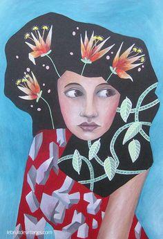 Peinture - Marina Le Floch - Rana Plaza
