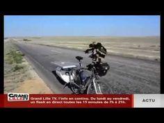 Sun Trip 8000 Kms en velo solaire - YouTube