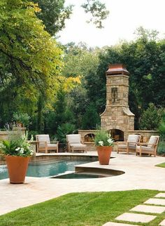 Simply FABULOUS outdoor space