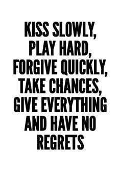 Kiss Inspirational poster life motto wall decor by mottosprint Cute Love Quotes, Great Quotes, Quotes To Live By, Funny Quotes, Awesome Quotes, Wisdom Quotes, Quotes Quotes, Qoutes, Inspirational Posters