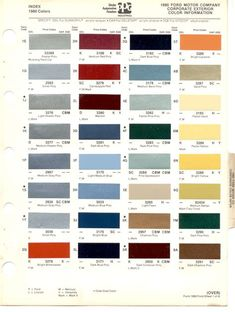 15+ Automotive Paint Colors Ppg Pictures
