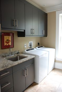 Modern Laundry Room Design Pictures Remodel Decor And Ideas