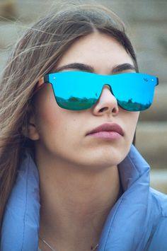 19f0f486ef Gafas MOSCA NEGRA de lente plana Mix Tulum - La Dolce Vita - por 49,90€ -  Envío Urgente en 24 horas