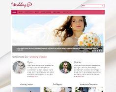 WeddingEve WordPress theme
