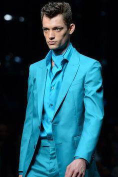 Roberto Cavalli Menswear SS 2013