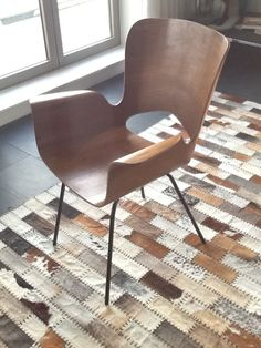 Does anybody know the design make or designer of this chair?