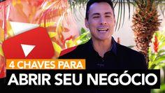 90 - As 4 Chaves para Abrir seu Negócio │ Rodrigo Cardoso