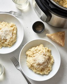 America's favorite gadget shows off when it comes to risotto.