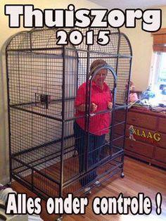 Thuiszorg 2015! Bench voor bejaarden?