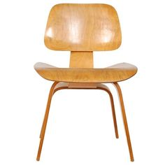Charles Eames plywood chair