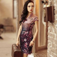 69 Best Peacock Qipao Images Chinese Fashion Chinese Style Cheongsam