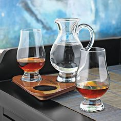 Glencairn Glass Tasting Set with Water Jug at Wine Enthusiast - $59.95
