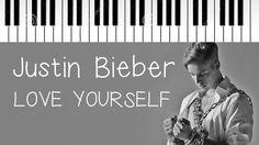 Justin Bieber | Love Yourself | Piano Cover