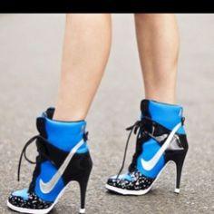 hot sale online ebb06 47689 42 Stylische Nike High Heels Geeignet für Frühling und Sommer