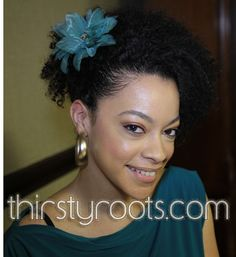 Natural Curly Hair Styles