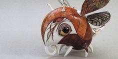 Baśniowe stworzenia z porcelany | Design