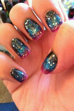 FASHONABLE NAILS WITH NAIL ART   Style And Fashion